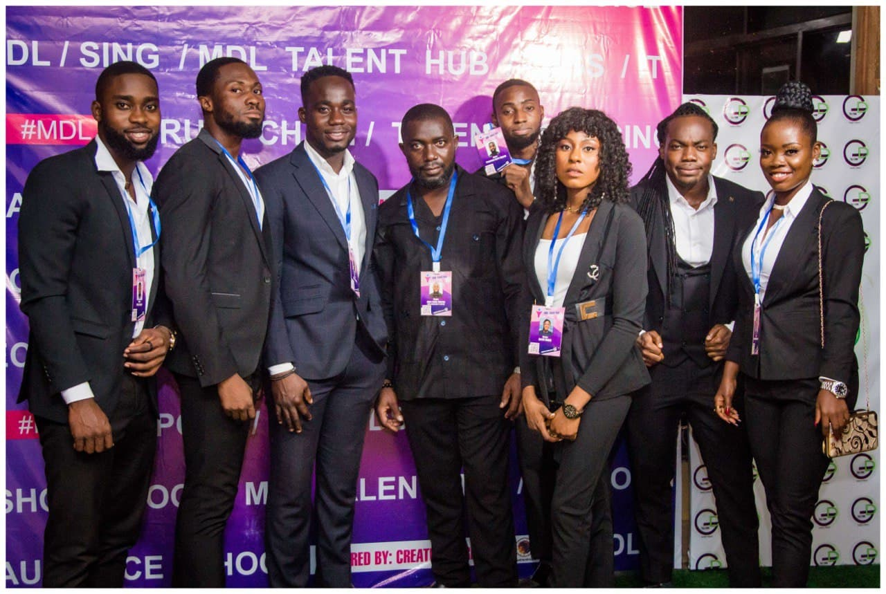 MDL Talent Hub Africa Launch Party 2021 in Ghana