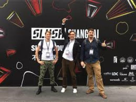 MDL team at Slush